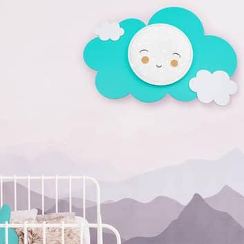 Applique LED nuage Starlight Smile