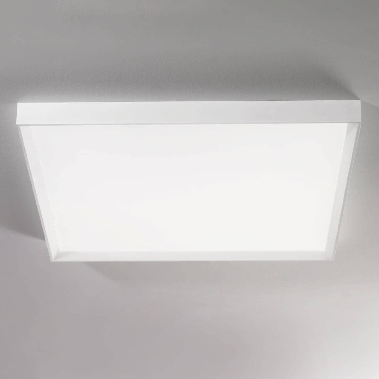 LED-Deckenleuchte Tara mega, 89 cm x 89 cm