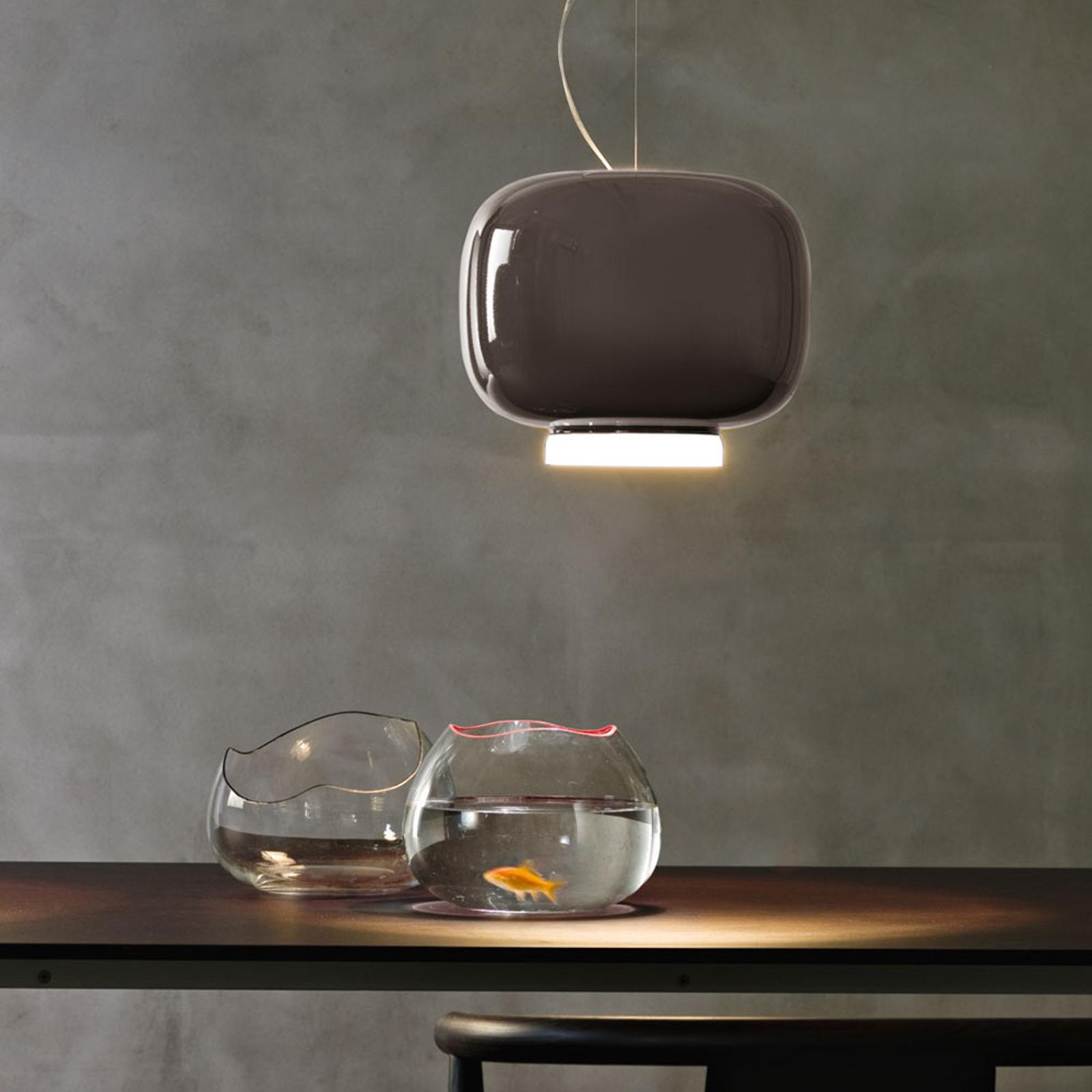 Foscarini MyLight Chouchin 3 -LED-riippuvalaisin