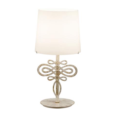 Lámpara de mesa 4421/1L, blanco tundra