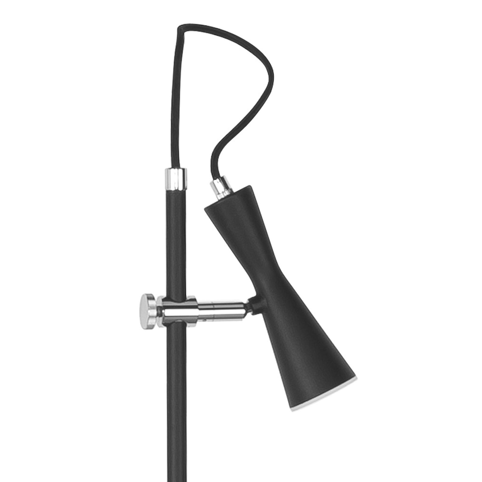 Produktové foto Hight Light B.V. Move černá stojací lampa LED se zvláštním půvabem