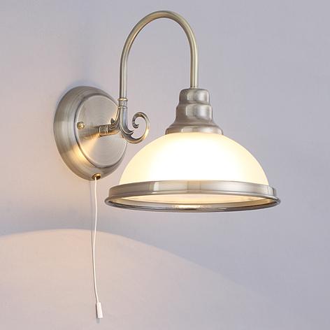 Alicia - lampada da parete in stile classico