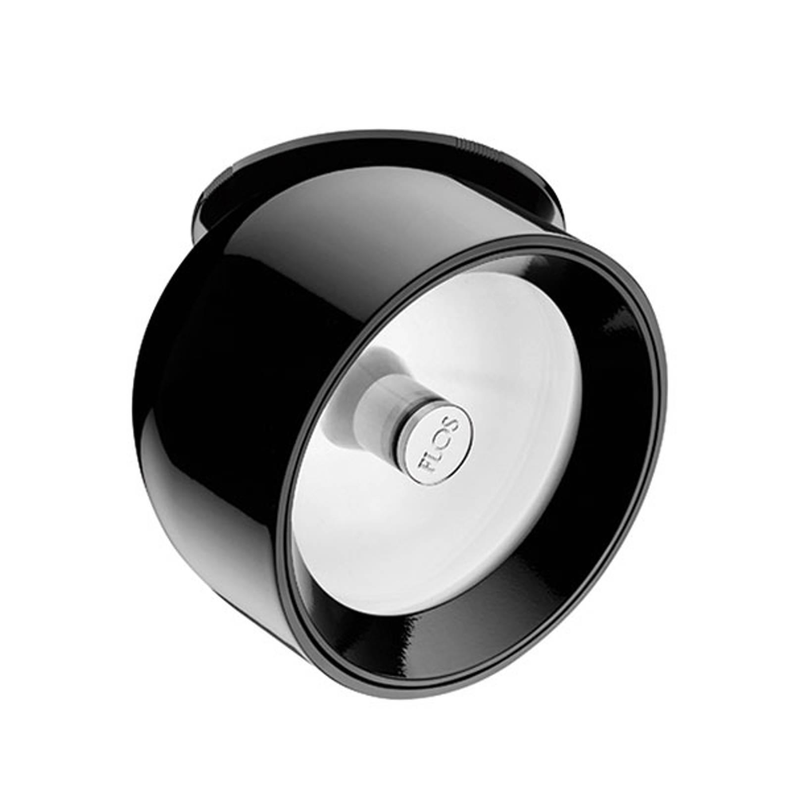 FLOS Wan Spot - Downlight GY6.35, schwarz