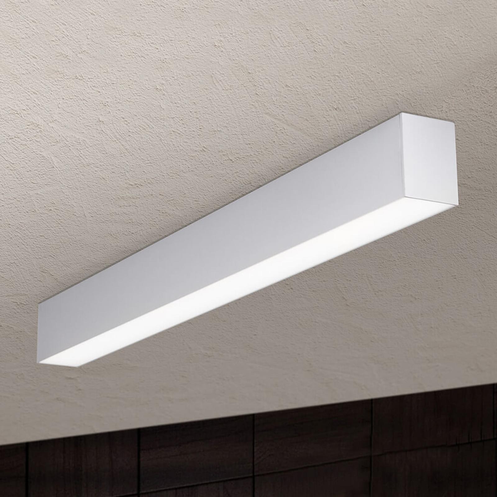 LED plafondlamp Sando met ophangset - 86 cm
