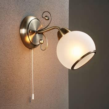 Corentin - incantevole lampada da parete