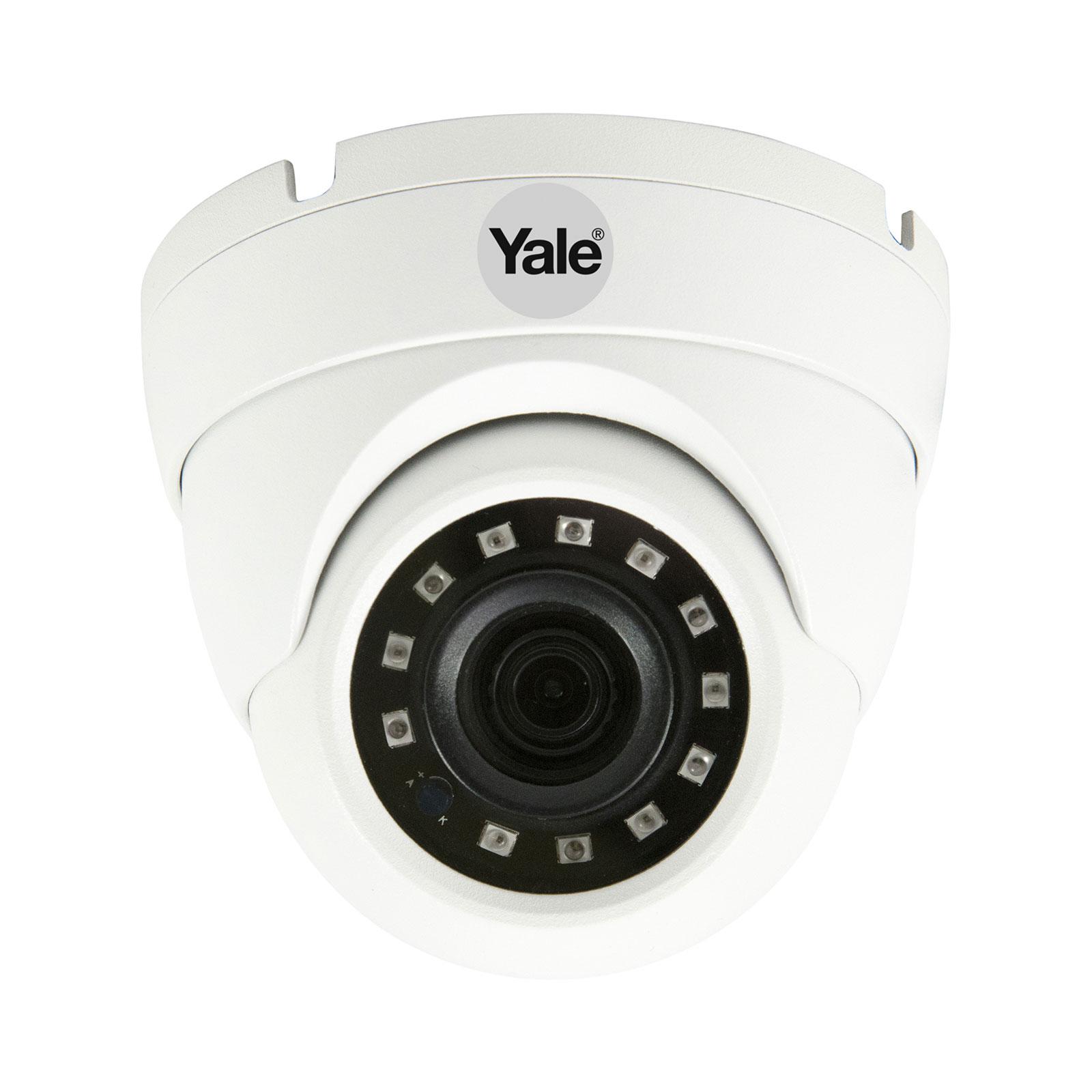 Yale CCTV Fix-Dome Erweiterungs-Kamera