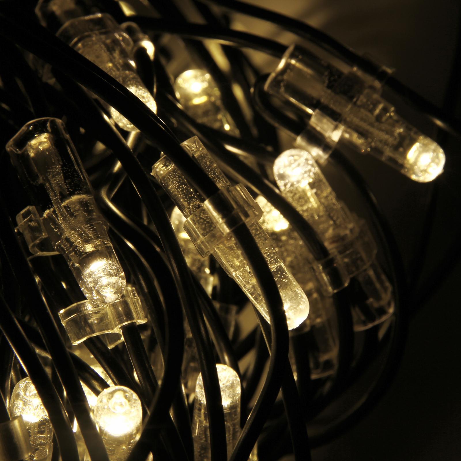 System 24 - förlängningsslinga LED-istappar, 2x1 m