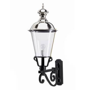 NOTARIS L - zewnętrzna, antyczna lampa ścienna