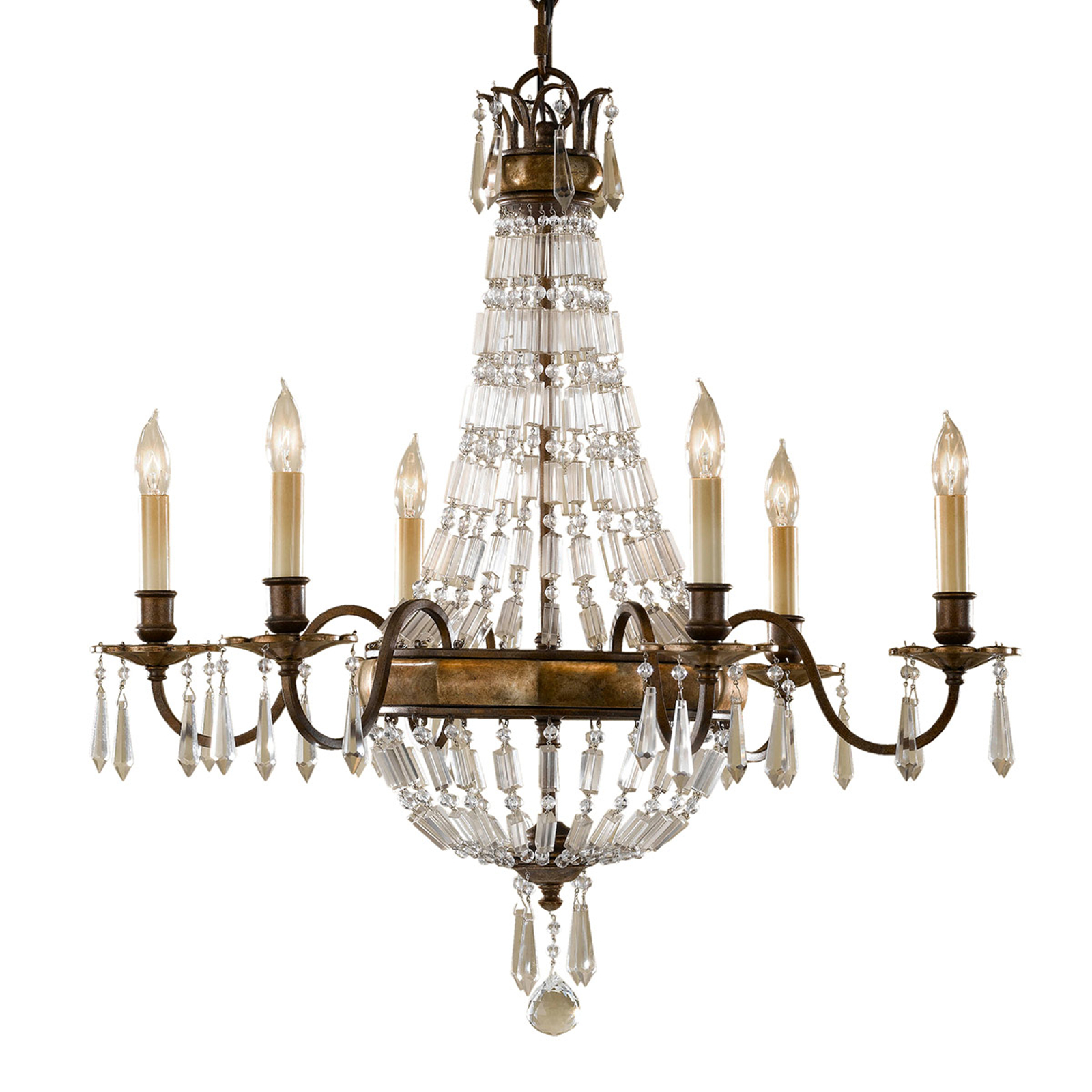 Bellini - lampadario di stile antico