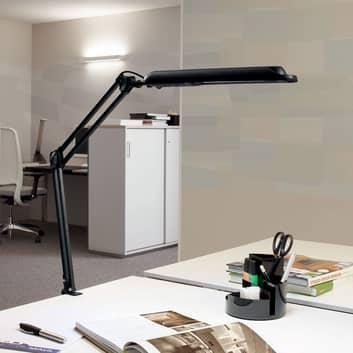 Lámpara de mesa LED Atlantic con pie de sujeción