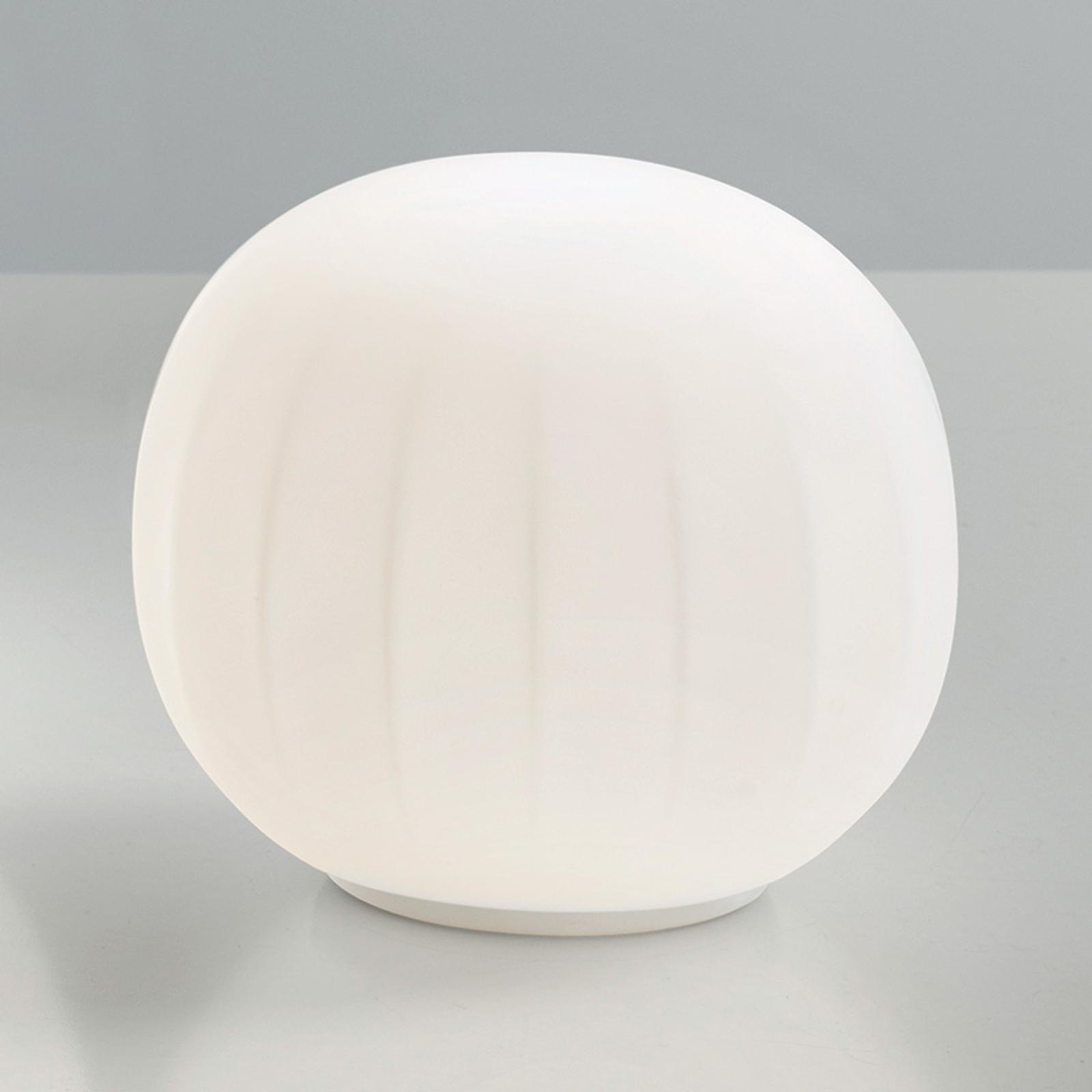 Luceplan Mesh tafellamp Ø 18 cm