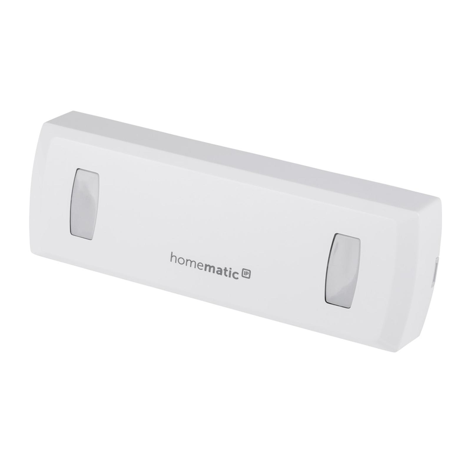 Homematic IP sensor de pasaje, detección dirección