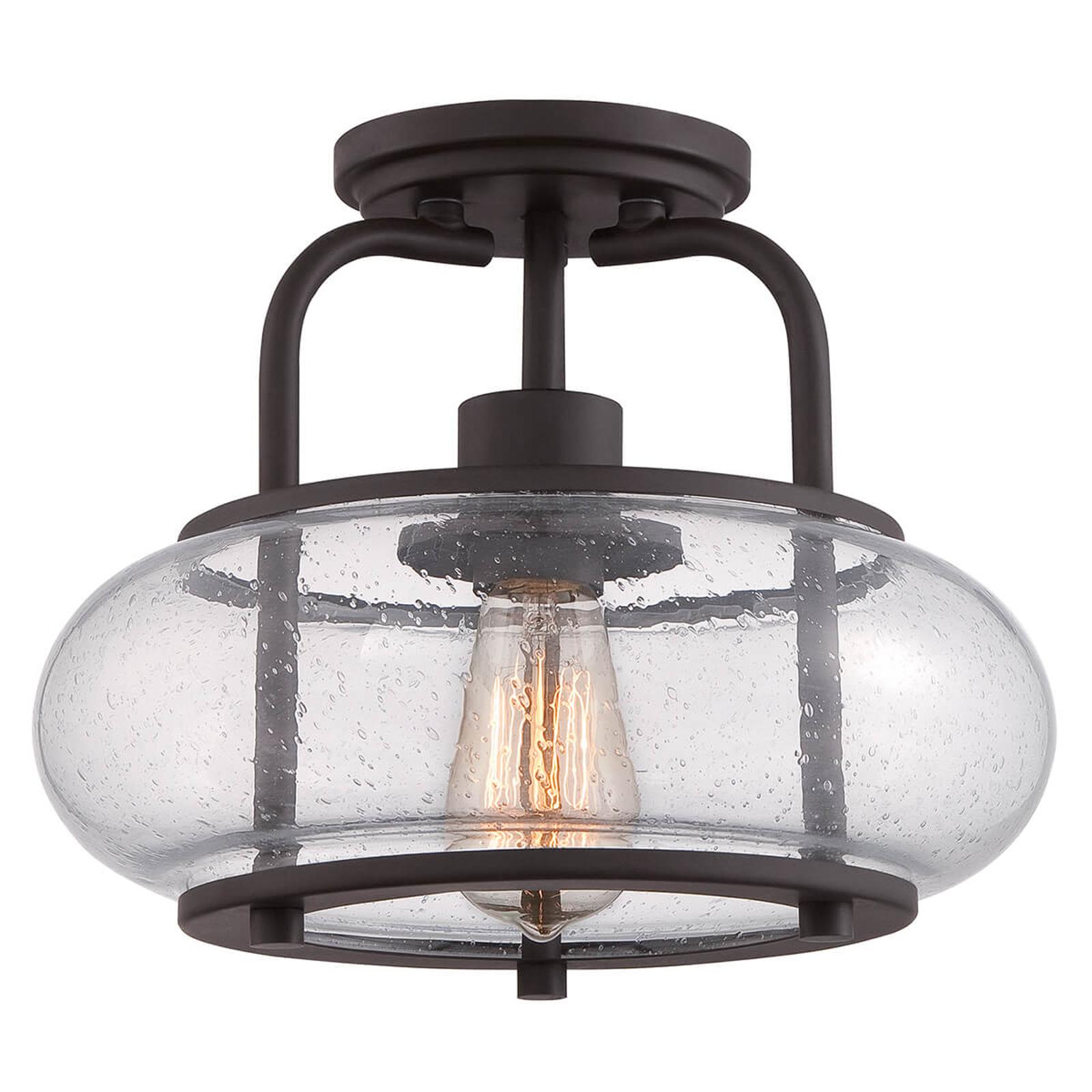 Lampa sufitowa Trilogy z dystansem
