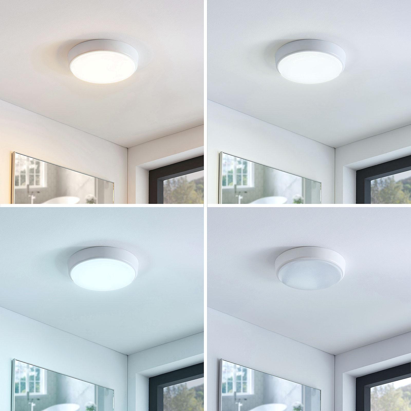 Arcchio Finn LED-kattovalaisin, säädettävä, 25 cm