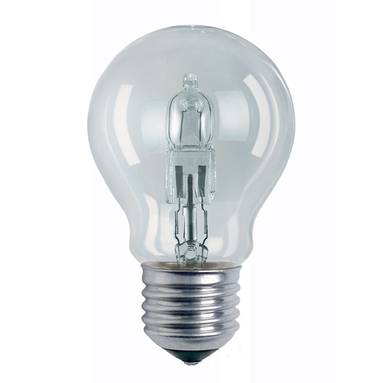 E27 20 W Kirkas halogeenilamppu Classic A päärynä