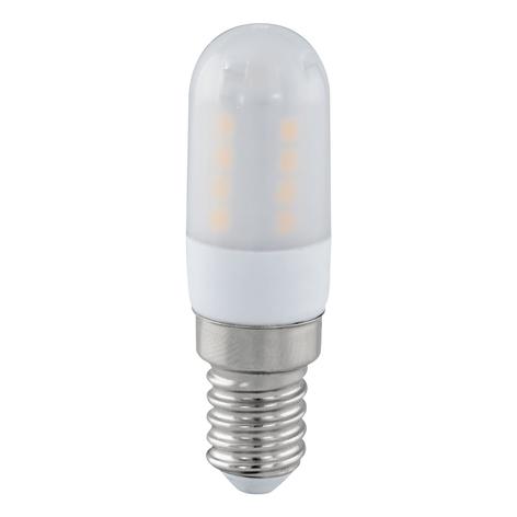 LED lamp E14 T20 2,5W warmwit, mat