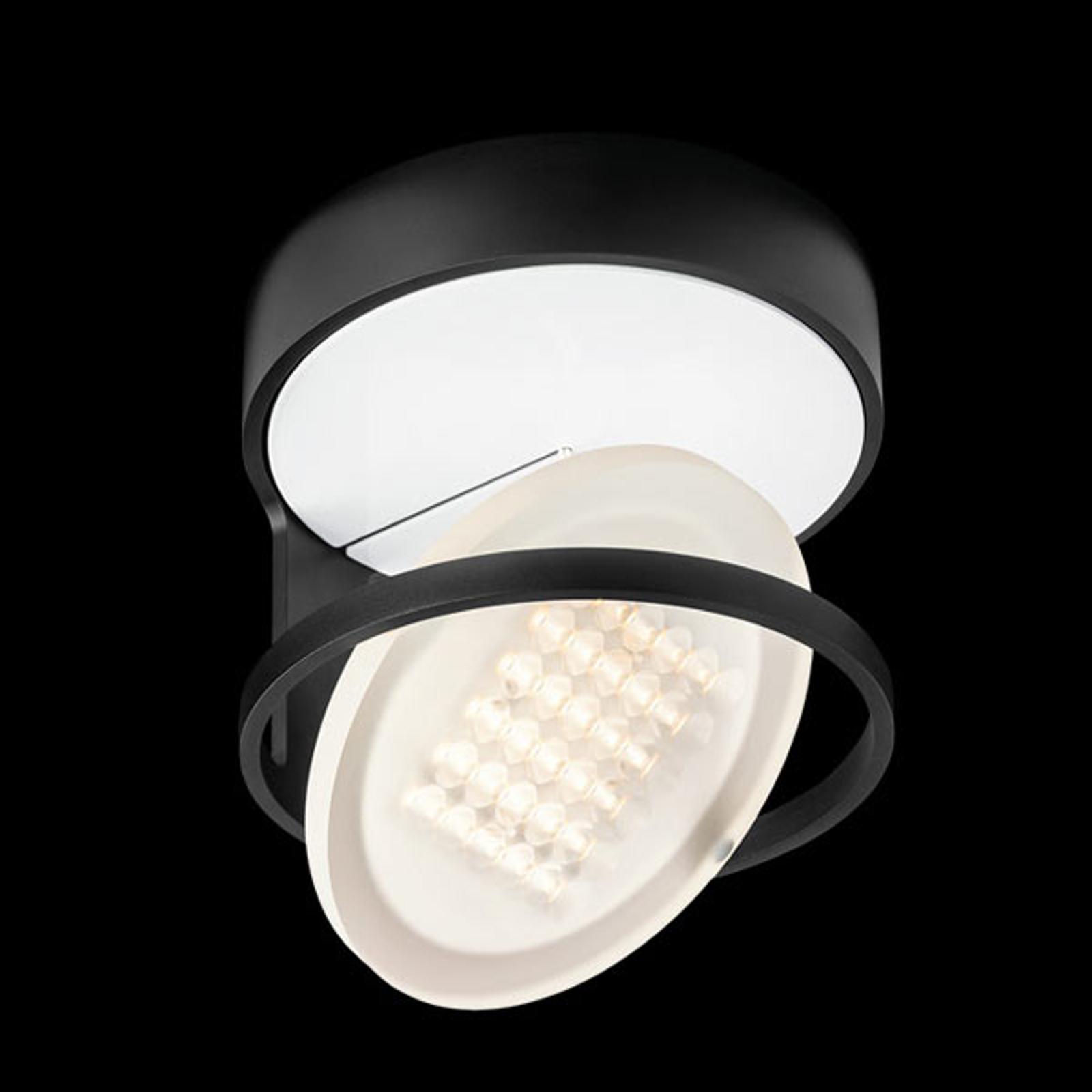 Nimbus Rim R 36 LED-Deckenleuchte, graphit