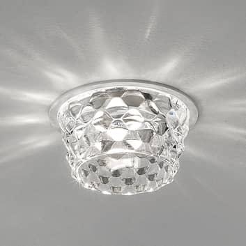 Axolight Fedora - LED-Deckeneinbauleuchte, klar