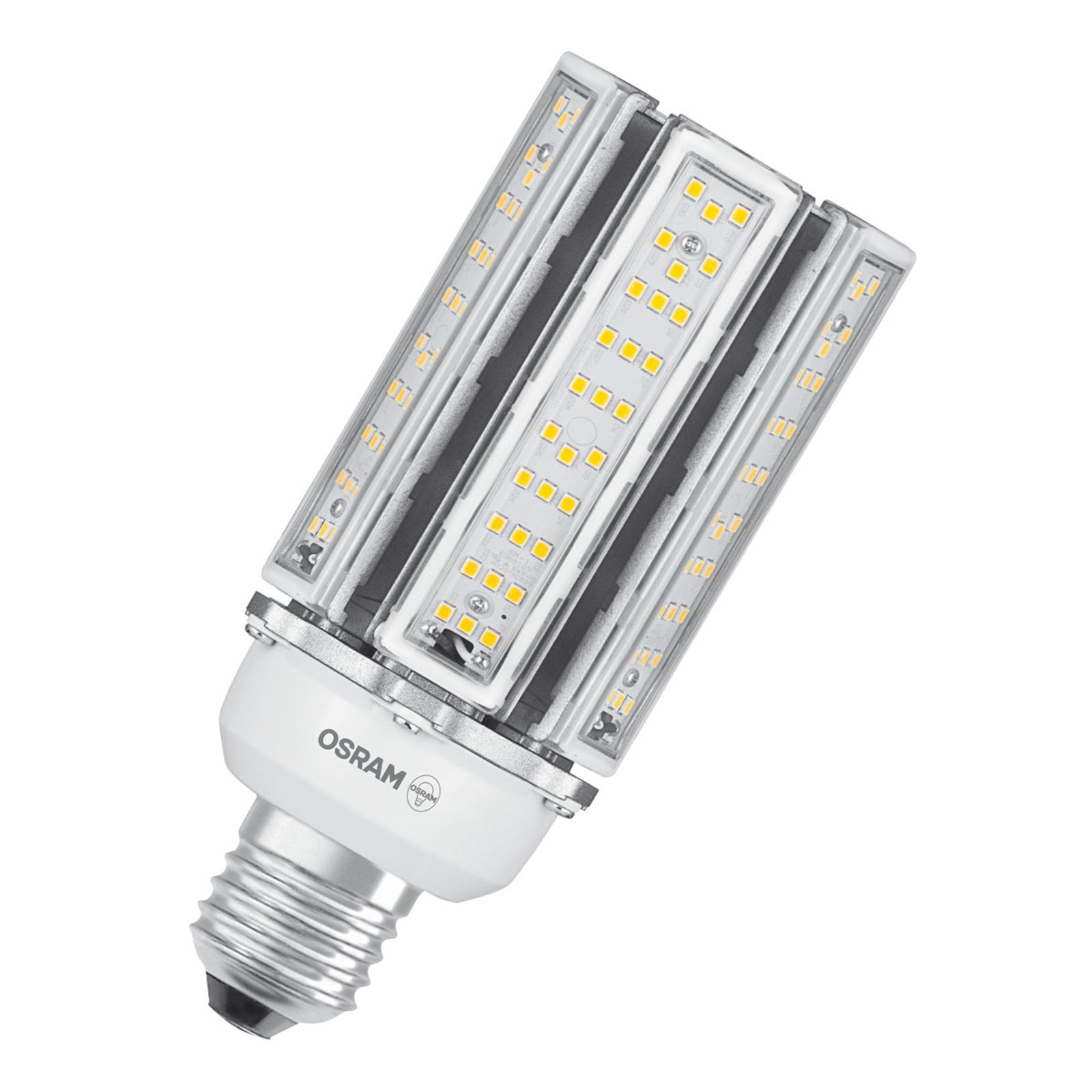 OSRAM LED-pære E40 Parathom HQL 46 W 2°700 K