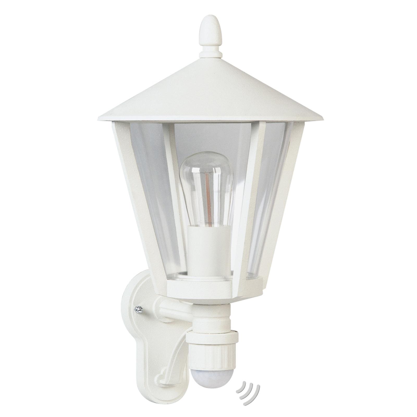 Zewnętrzna lampa ścienna 671 W z czujnikiem ruchu