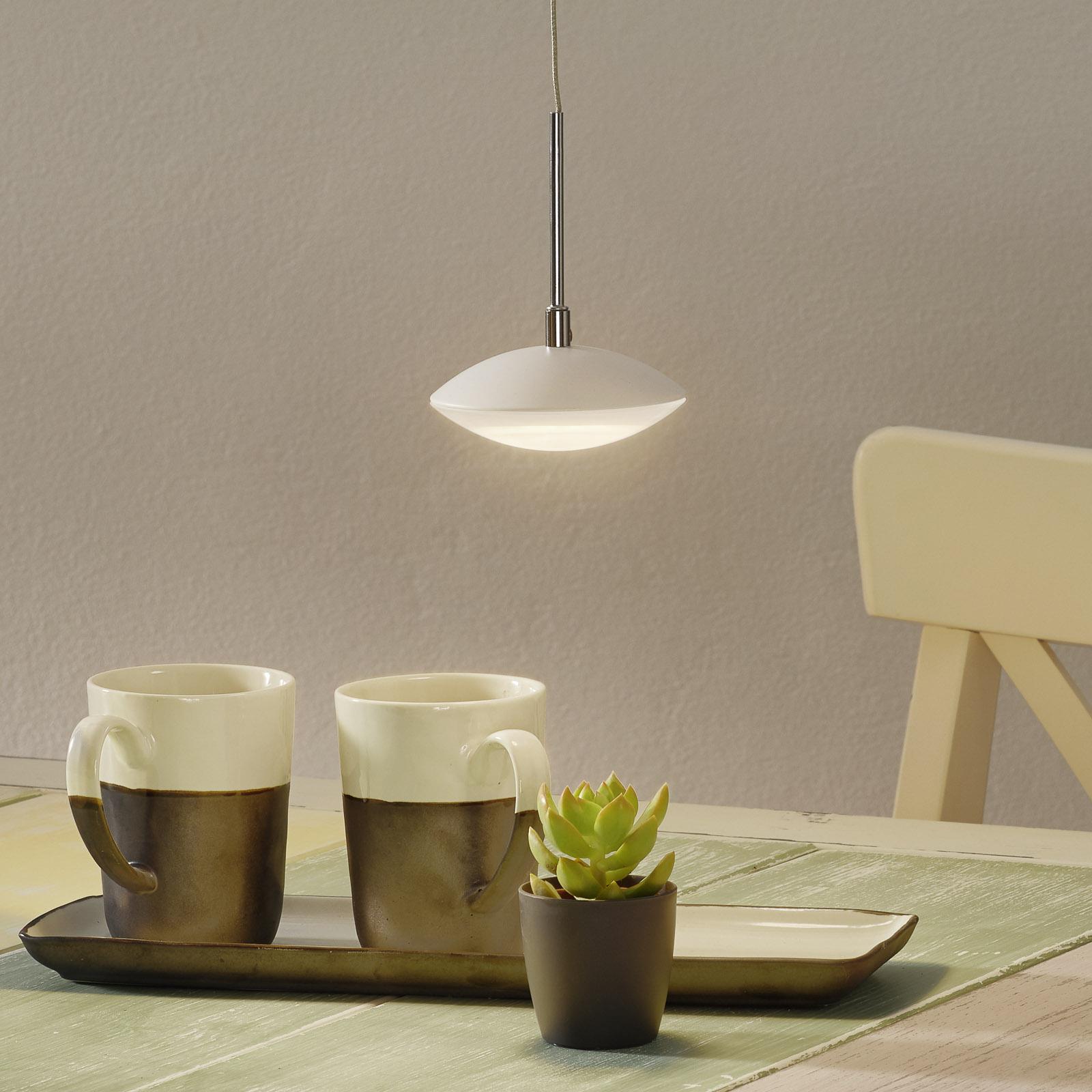 Hale – ozdobna lampa wisząca LED