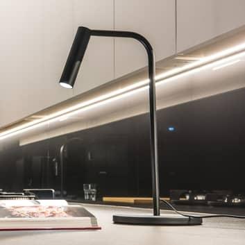SLV Karpo lampa stołowa LED ze ściemniaczem