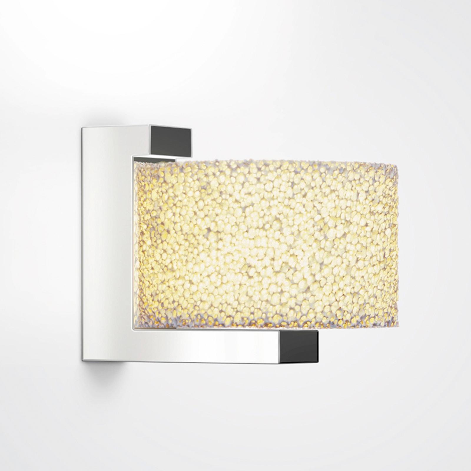 Keramisk skum – vegglampe Reef med dimbare LED-lys