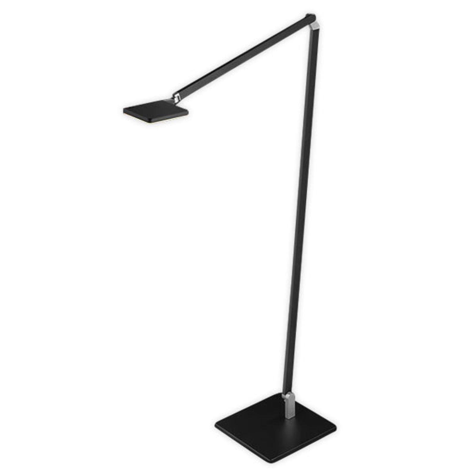 Nimbus Roxxane Home New LED-läslampa 927 svart