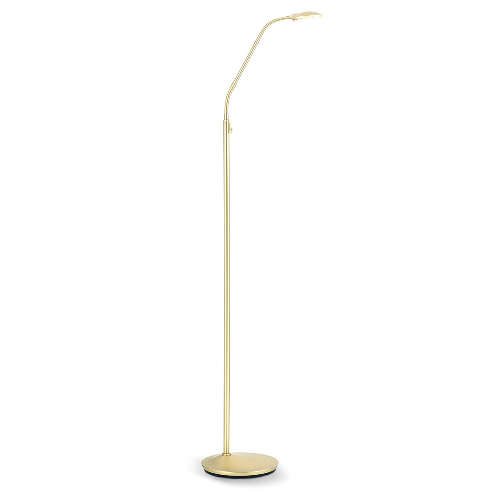 Lampa stojąca LED Cobra ze zmienną barwą światła