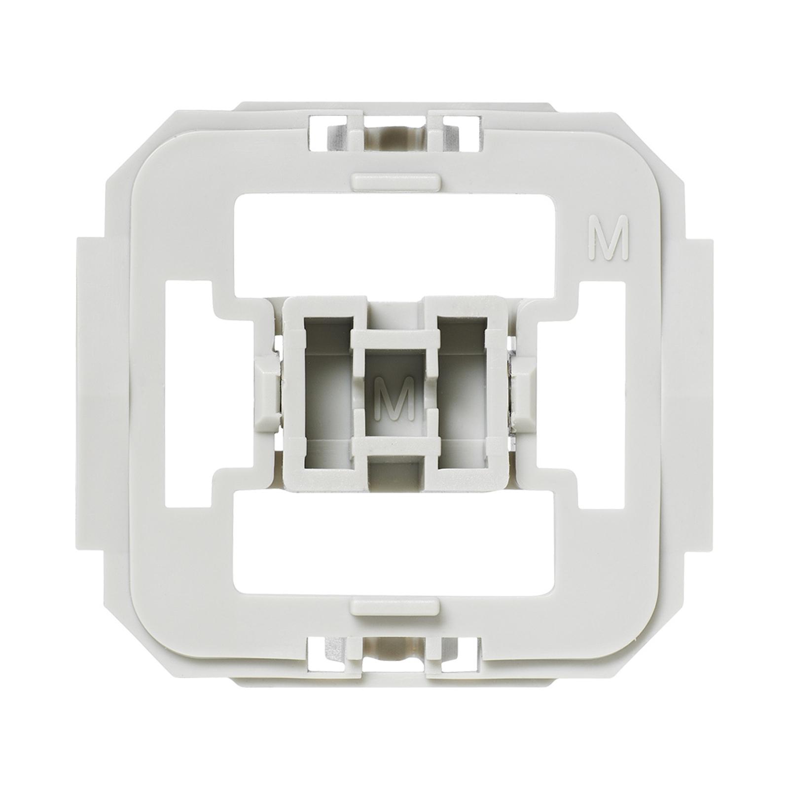 Homematic IP adapter voor Merten schakelaar 1x
