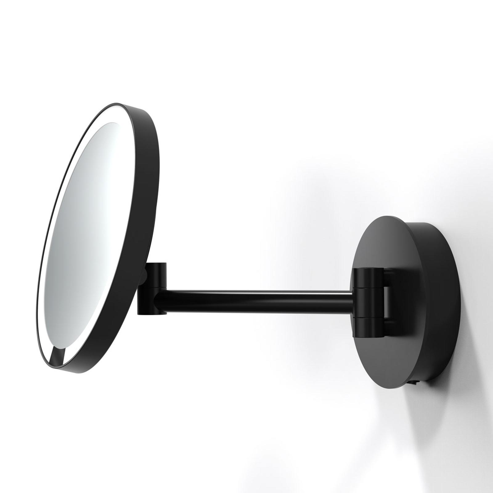 Decor Walther Just Look WR LED-wandspiegel zwart