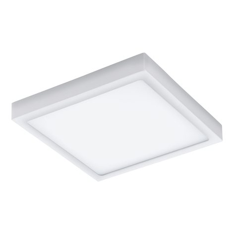 EGLO connect Argolis-C světlo hranaté
