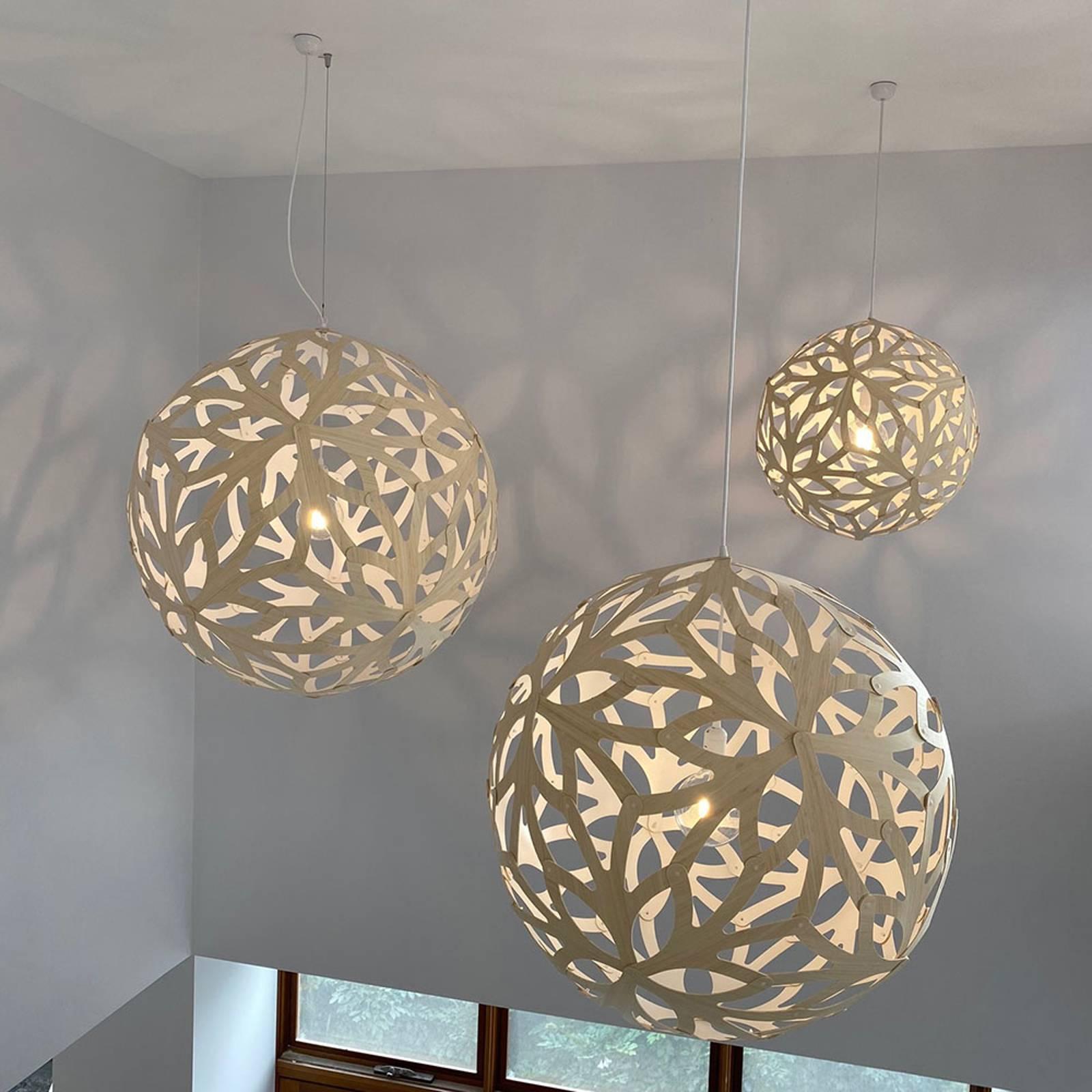 david trubridge Floral lampa wisząca Ø 80cm