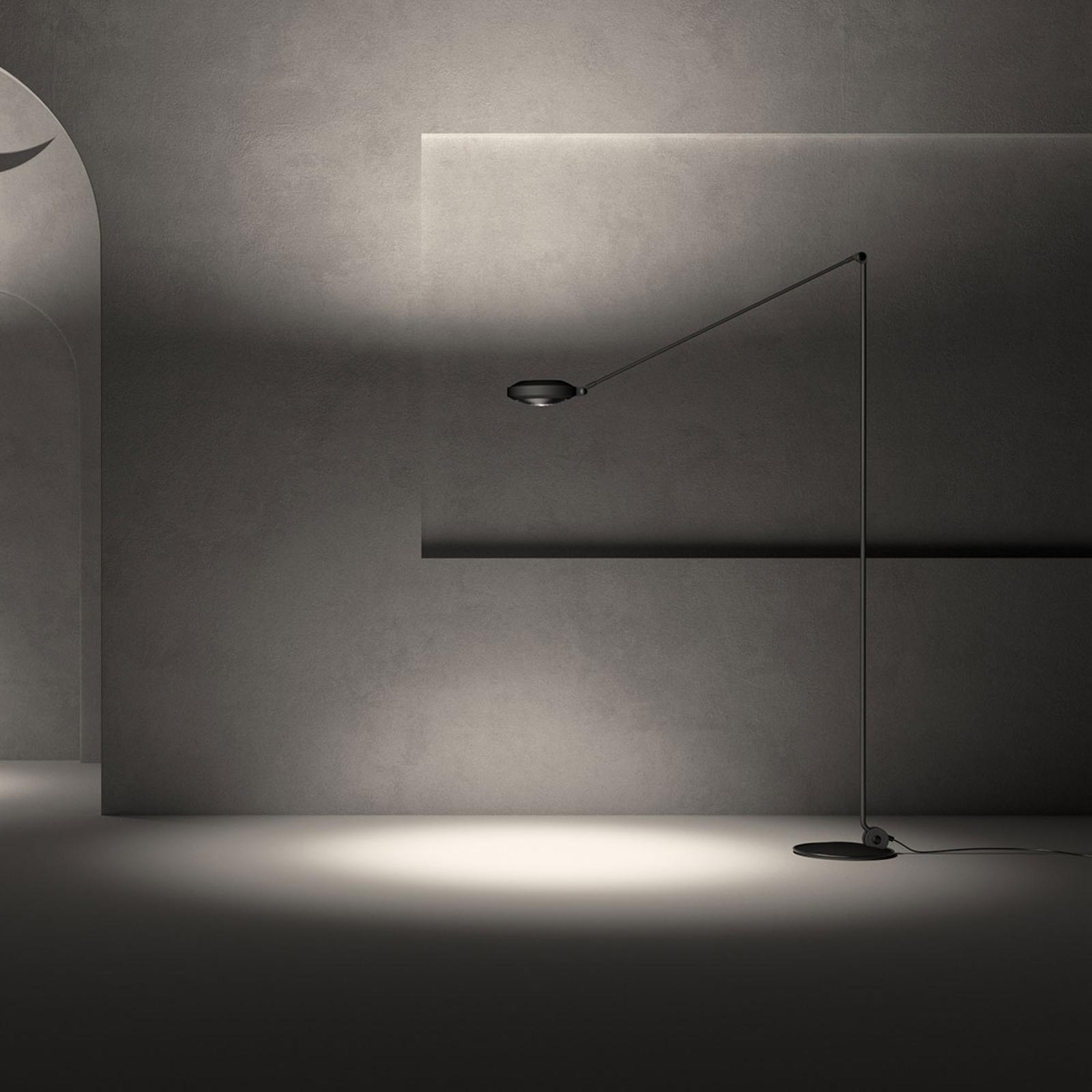 Lumina Elle lampa stojąca LED 200cm 3000K czarna