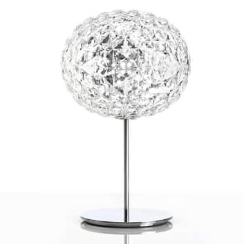 LED-bordslampa Planet med touchdimmer