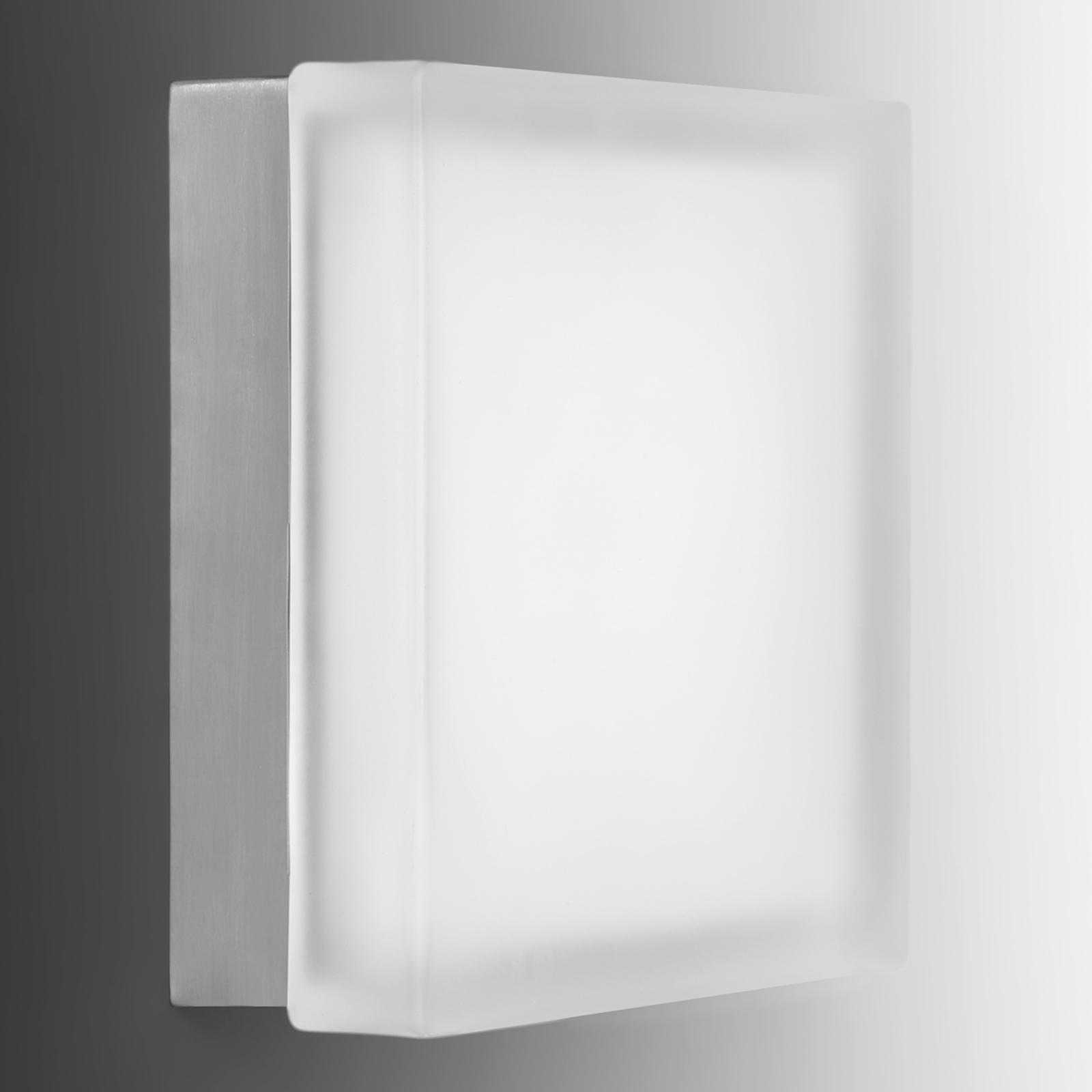 Bilde av Moderne Led-vegglampe Briq 02l Universalhvit