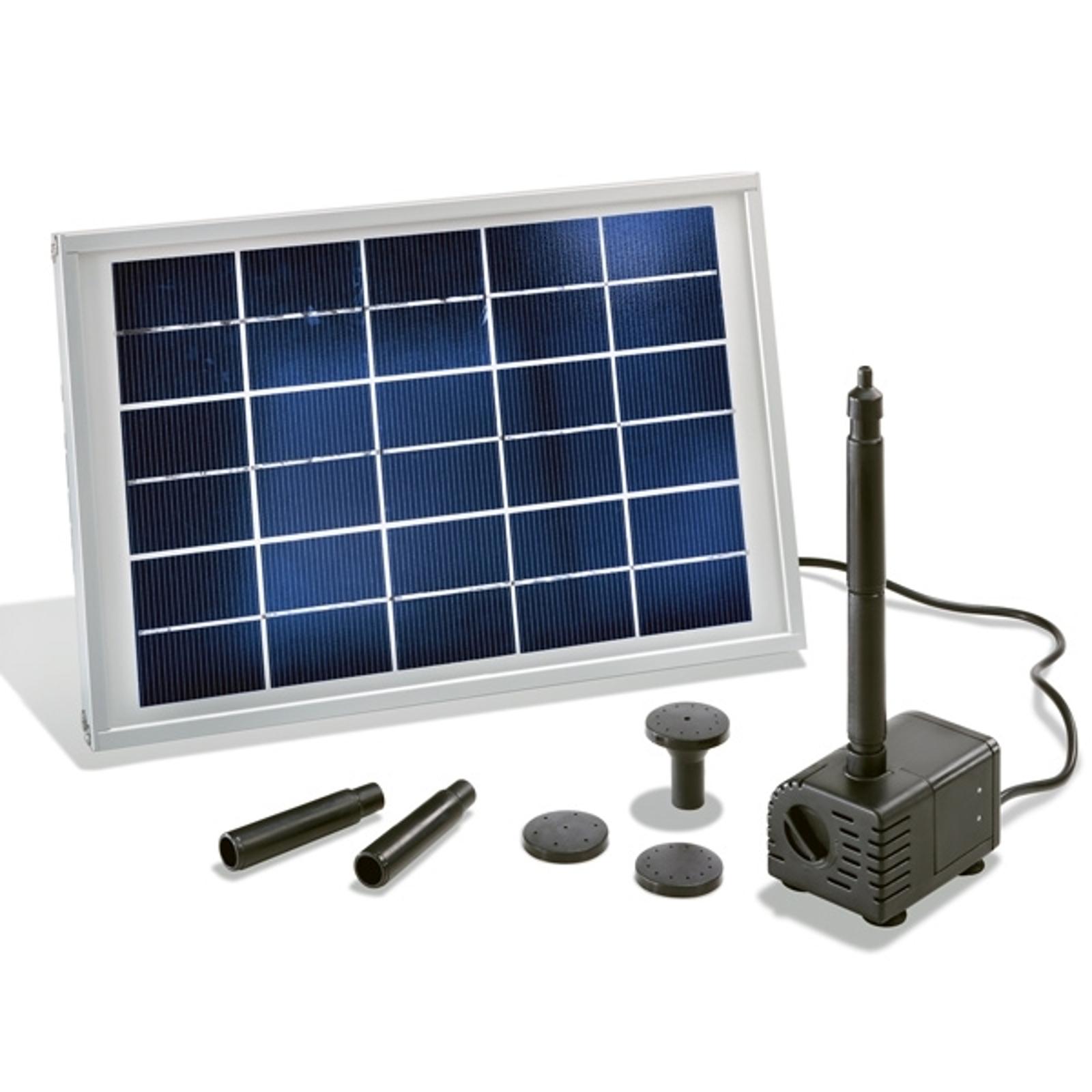 Sistema de bombeo solar Siena