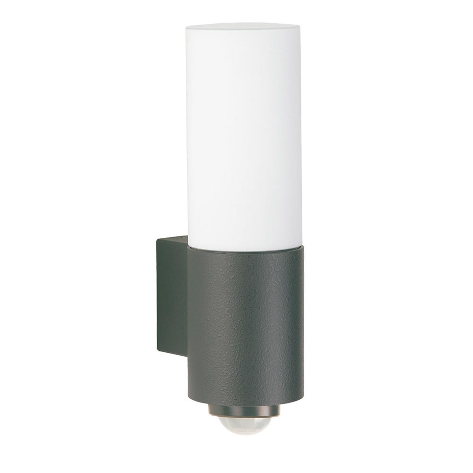 LED-Wandleuchte 0278 mit Bewegungssensor anthrazit