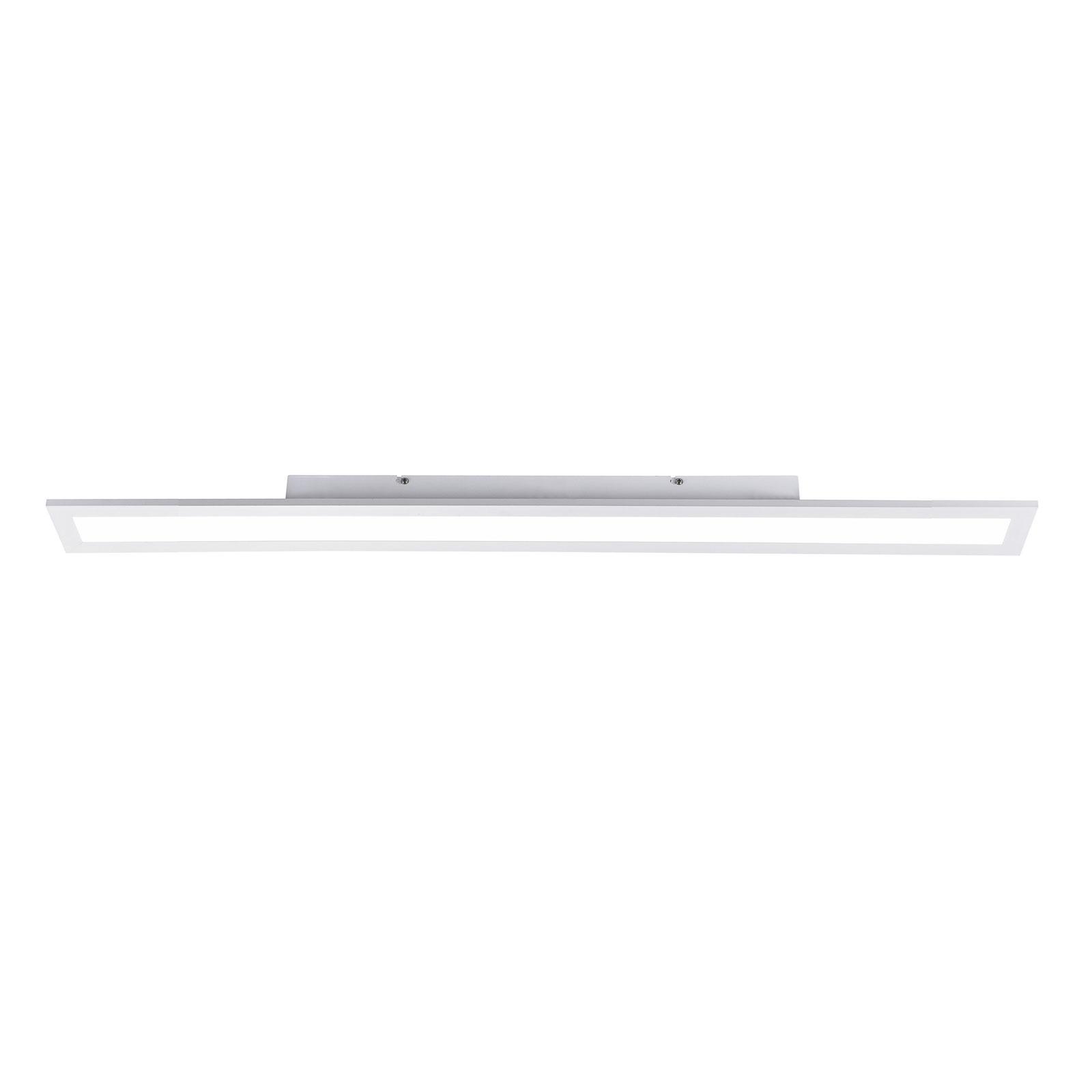 LED-Deckenlampe Fleet mit Sensor, 100x10 cm