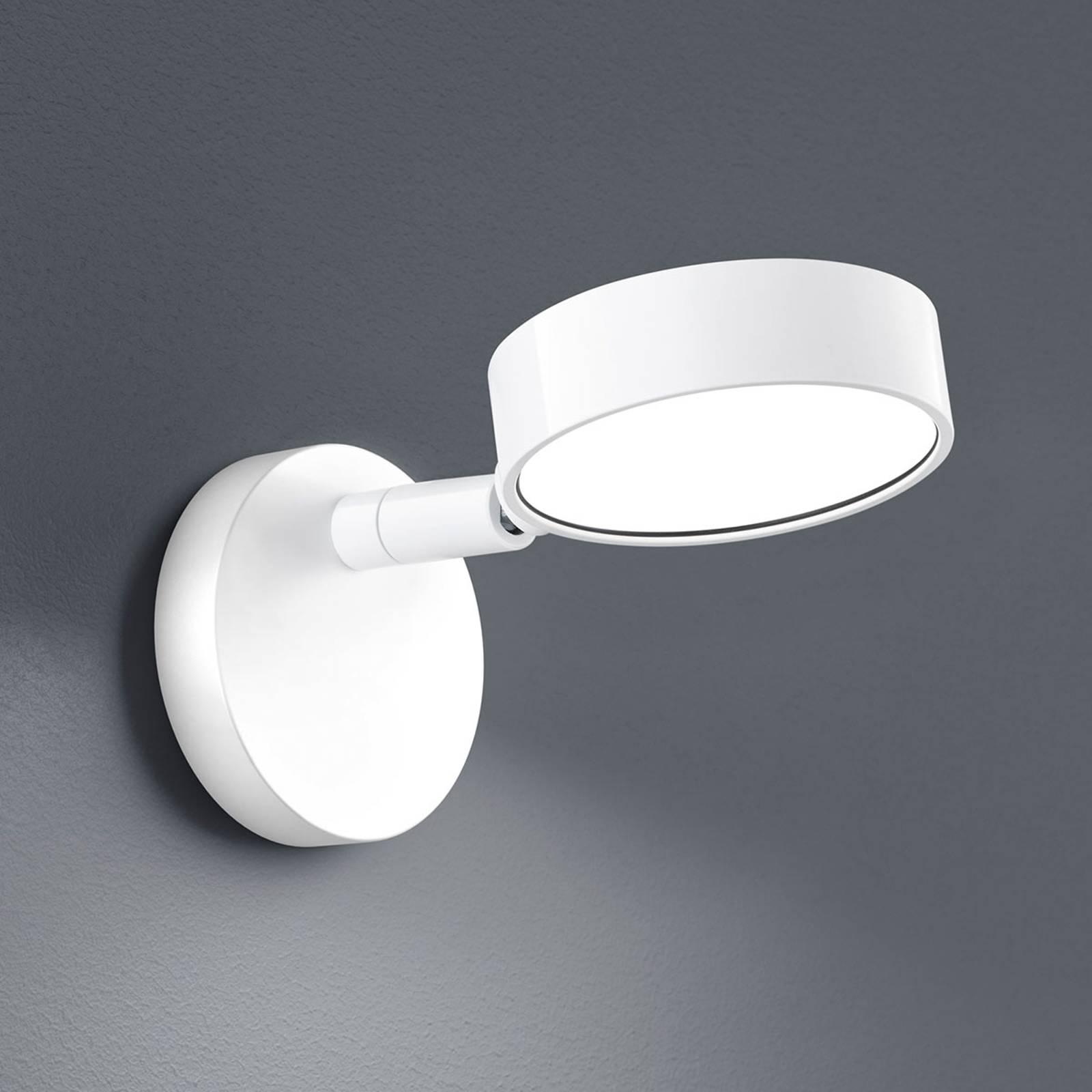 Baulmann 64.109 LED-Wandleuchte, Touchdim, weiß