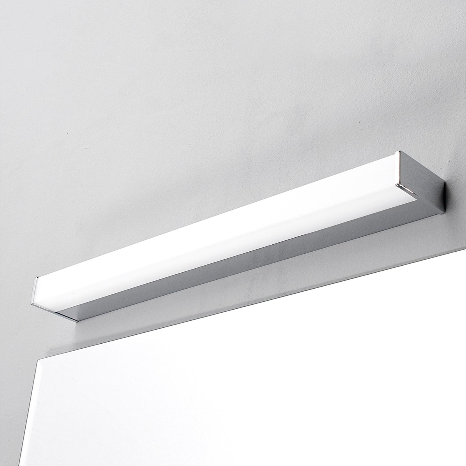 LED Bad  und Spiegelleuchte Philippa eckig 20,20 cm