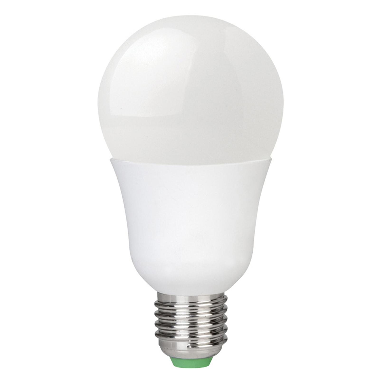 E27 11W 828 LED-lampa MEGAMAN Smart Lighting