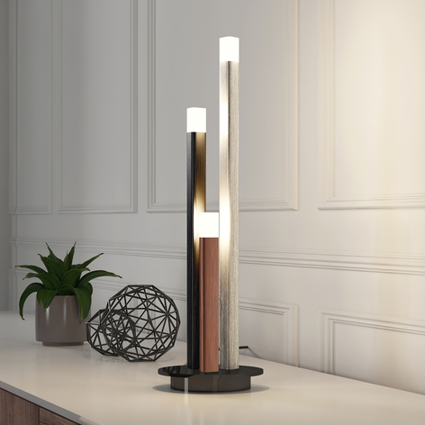 Lucande Stoika LED-Tischleuchte