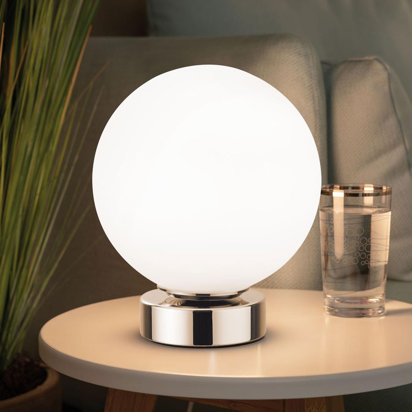 Paulmann lampa stołowa Aari włącznik dotykowy
