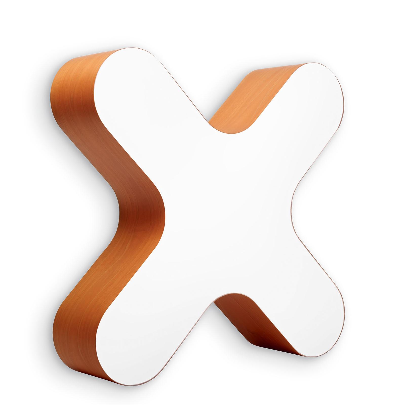 LZF X-Club LED-vägglampa 0-10 V dim orange