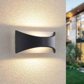 Lindby Mathea applique d'extérieur LED, 22cm