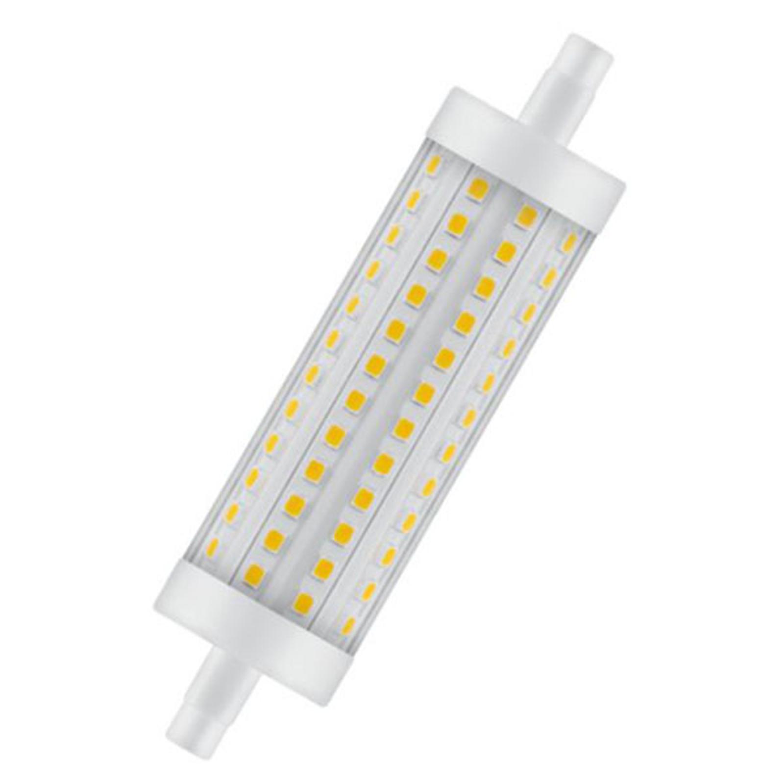OSRAM LED-pære R7s 12,5W 2700K