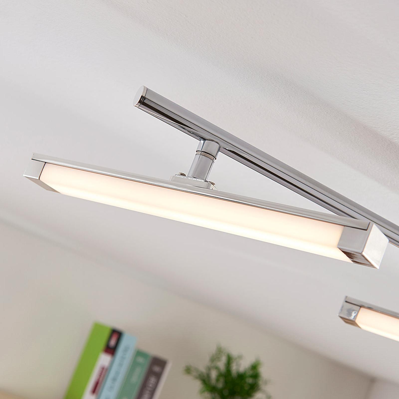 LED taklampe Pilou kan dimmes med bryter | Lampegiganten.no