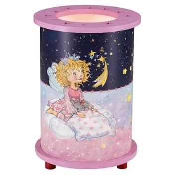 Lampka stołowa Księżniczka Lillifee magia gwiazd