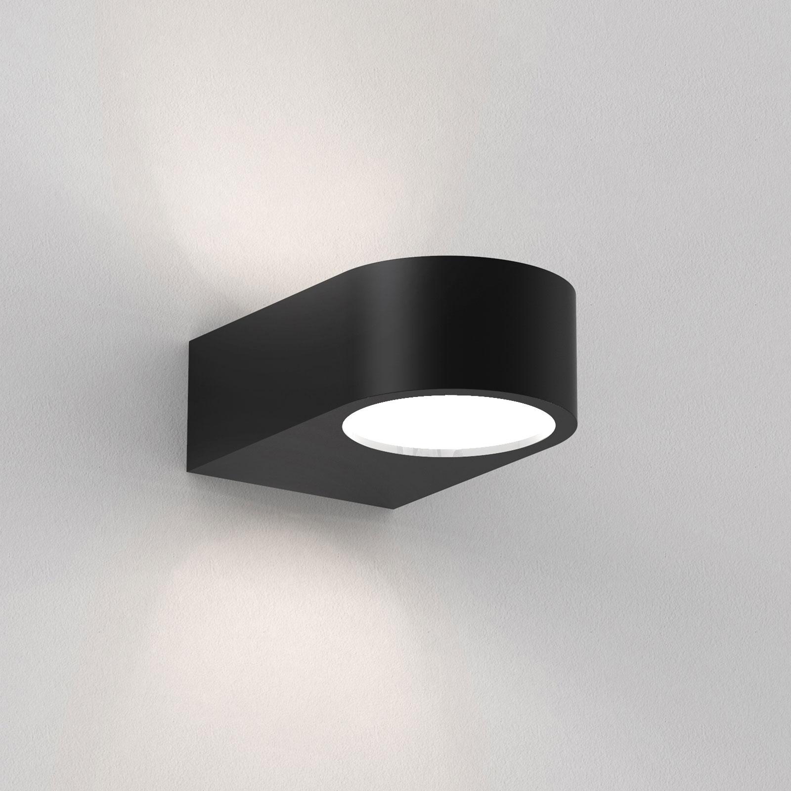 Astro Epsilon LED wandlamp up & down, zwart
